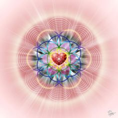 Sacred Geometry 238 Print By Endre Balogh