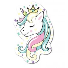 Unicorn Drawing, Unicorn Art, Cute Unicorn, Cartoon Drawings, Cute Drawings, Unicornios Wallpaper, Unicorn Pictures, Art Drawings Beautiful, Unicorn Cupcakes