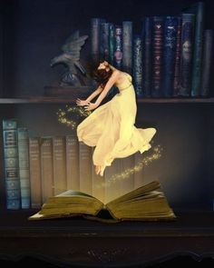 Let a Good Book Lift You Up