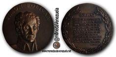 Medalla en Honor al Libertador en Conmemoración del Sesquicentenario de su Muerte