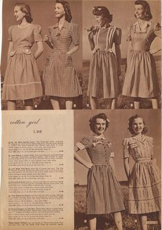 Cataloging Catalogs: More Montgomery Ward Spring Summer 1943