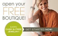 Signing up is FREE! It's simple. And, it's profitable! Go to my website to get started www.ellicesnyder.willhouse.com. As an Associate, you'll be able to share your online Sara Blaine boutique with your friends, family and beyond as soon as you enroll. They'll love the style and sparkly savings, and you'll love the earnings when they shop your online boutique or decide to join you as an Associate! There's No Limit to how much you can earn!