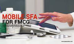 How #Mobile #SFA Help #FMCG Check - http://goo.gl/GKrxjH