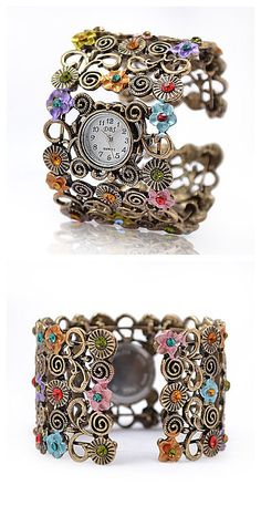 Bohemian style bracelets watch, want add something different to your #homecoming look? Shop the style on Lightinthebox. Click to share your homecoming great deal from Lightinthebox and 100% get FREE GIFT until 31th Aug.