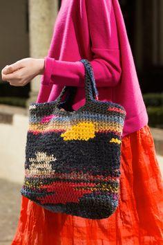 Crochet Purse Patterns, Crochet Tote, Crochet Handbags, Crochet Purses, Knit Crochet, Crochet Shell Stitch, Knit Basket, Freeform Crochet, Knitting Accessories