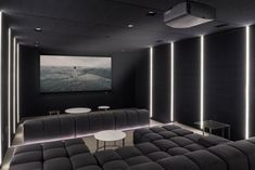 home theater ideas that would encourage you to have a one 10 ~ mantulgan.me… home theater ideas that would encourage you to have a one 10 ~ mantulgan.me ideas Home Theater Room Design, Home Cinema Room, At Home Movie Theater, Home Theater Rooms, Home Theater Seating, Home Theatre, Theater Room Decor, Cinema Theater, Grey Home Decor