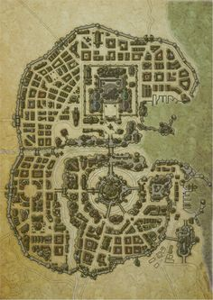 Portfolio Fantasy Maps Fantasy map Fantasy city map Map