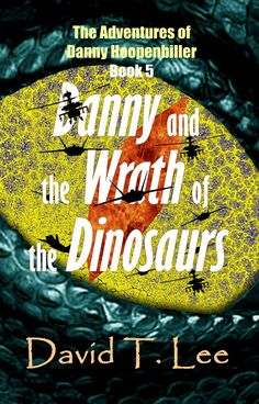Danny Hoopenbiller and the rest of humanity are in DOUBLE TROUBLE. Fighting the MARTIANS was bad enough. Now DINOZILLAS – a species of enormous, mutated dinosaurs – have erupted from the ground to wreak their vengeance against mankind. The Dinozillas seek dominance and will destroy everything – even the Martians – to achieve victory. President Mickey McPaularithy unleashes yet another weapon to fight the reptilian menace. The US Army and NASA collaborate to launch a full-scale space…