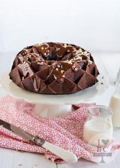 Bundt Cake de Toblerone