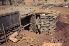 bunkers in vietnam war