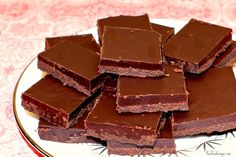 Chocolate Coconut Butter Bars