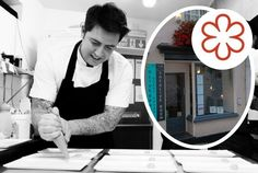 Thomas Carr at the Olive Room has won a Michelin star. #ilfracombe north devon