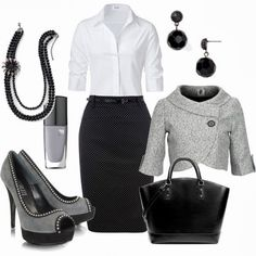 Work Outfit - Lookbook