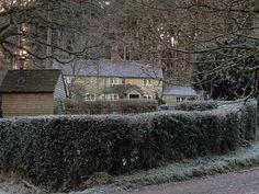 Surrey English country cottage garden