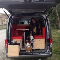 Camper Beds, Car Camper, Mini Camper, Camper Life, Camper Van, Van Conversion Interior, Van Interior, Camper Conversion, Cool Campers
