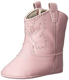 Baby Deer Soft Sole Western Boot (Infant)…