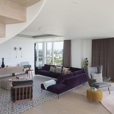 Penthouse con vista su Londra