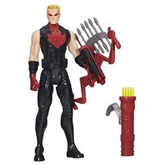 "Marvel Avengers Titan Hero Series Lightning Bow Hawkeye Exclusive 12"" Action Figure [Titan Hero Series] Marvel http://www.amazon.com/dp/B00Q8819K8/ref=cm_sw_r_pi_dp_Vwr3wb0RY4P38"