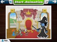 Toontastic #Kids #APP