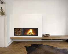 relooker une chemin e foyer pinterest fire places and foyers. Black Bedroom Furniture Sets. Home Design Ideas