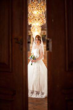 Hochzeitsfotos im Barockschloss Ludwigsburg