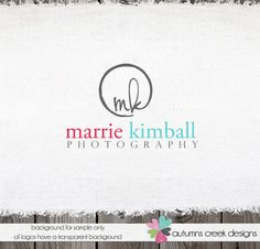 Photography logo premade logo real estate logo sewing logo photography branding…