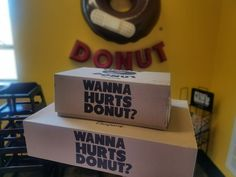 Fun and yummy donuts!