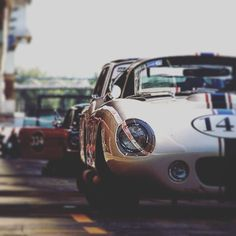 The Shelby Cobra Daytona Coupe; not only one of the greatest GT racing cars ever made it is as well a big part of American Motorsport history.  El Shelby Cobra Daytona Coupe no es solo uno de los mejores GT de carreras jamás hecho también es una parte muy relevante de la historia del Motorsport de USA  #thedrivetastic #drivetastic #spiriteddrive #shelby #daytona #cobra #shelbycobra #shelbydaytona #shelbycobradaytona #v8 #lemans #sebring #spa #revival #vintage #classic #gtracing #aerobody…