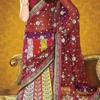 Nakshatra Designerwear Sarees Collection 2013 For Women