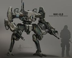 640x517_5752_Unmanned_Land_Biped_2d_sketchbook_robot_mech_sci_fi_picture_image_digital_art.jpg (640×517)