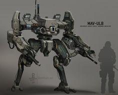 640x517_5752_Unmanned_Land_Biped_2d_sketchbook_robot_mech_sci_fi_picture_image_digital_art.jpg (640×517)