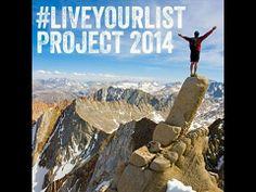 The First #LiveYourList Project Winner - Stephanie Bolen Gets a Free Trip to Ireland