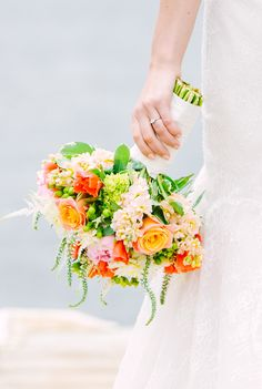 If you're a Bride-to-be, you already know there are literally thousands of flower types out there. But did you know there are also over a dozen different shapes and styles of bouquets out there to carry them in? We chose the top ten most popular bouquet shapes with our favorite real wedding examples so you can see which look […]