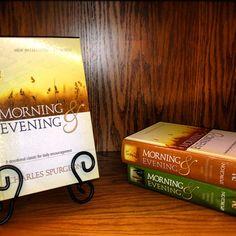 """Morning & Evening"" by Charles Spurgeon #DailySnapshot #evening #July19"