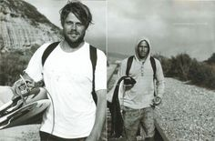 ~ Surfer Magazine : Dane Reynolds and Kelly Slater