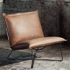 Heerlijke vintage fauteuil