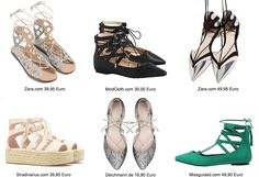 Fashion Love: DIE 15 SCHÖNSTEN GHILLIE SANDALEN UNTER 50 EURO