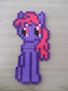 Berry Punch (a.k.a. Berry Shine) hama beads by ~A-Little-Dragon on deviantART