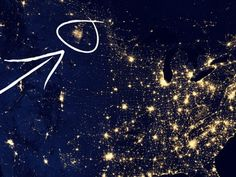 What Wastes Enough Energy to Power 2.5 Million Cars and Can be Seen From Space? Seriously North Dakota, what the FUCK?!?