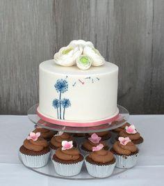 My hand painted cake :-)