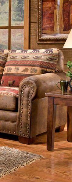 bear creek rustic sofa 2300 luv seat 2200 chair 1650
