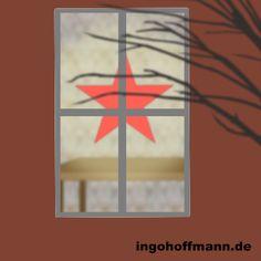 Fenster mit Weihnachtsstern mit Moho 12 animiert (früher Anime Studio). Anleitung zum nachzeichnen und animieren im Blog-Post! Symbols, Peace, Studio, Blog, Anime, Art, Poinsettia, Advent Calenders, Windows