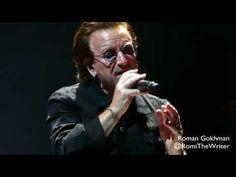 "U2, ""Red Flag Day"" - San Jose - May 8, 2018 - YouTube"