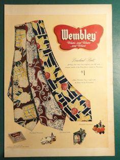 1940's MAGAZINE AD