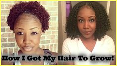 How I Grew My Natural Hair So Fast! [Curly Girl Method, Hair Pills & More] - http://community.blackhairinformation.com/video-gallery/hair-growth-videos/grew-natural-hair-fast-curly-girl-method-hair-pills/