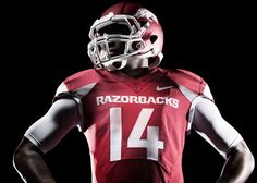 Nike Arkansas Razorbacks Rebrand