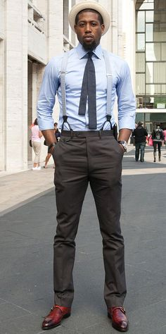 housewifeswag: oh my lanta… i wish all men dressed like this.
