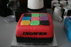 taart Inger 15 jaar