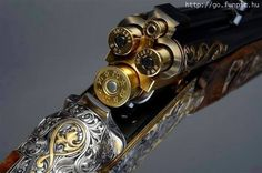 This is a vierling - an antique German combination gun - Yahoo Image Search Results