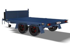 TOY HAULER TIPPER TRAILER PLAN Enclosed Trailer www.trailerplans.com.au Enclosed Trailers, Trailer Plans, Toy Hauler, Tool Box, How To Plan, Toys, Truck, Vehicles